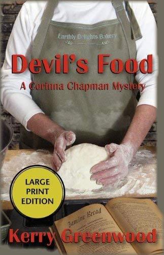 Devil's Food: A Corinna Chapman Mystery 9781590584293