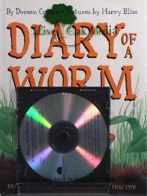 Diary of a Worm [With Hardcover Book] 9781591128724