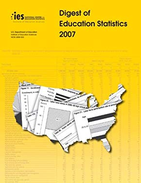 Digest of Education Statistics 9781598044270