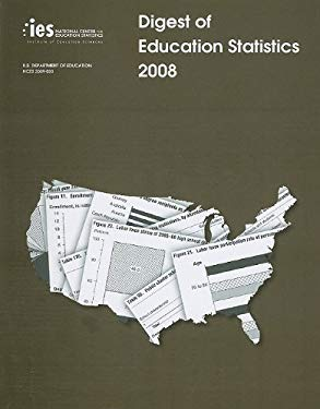 Digest of Education Statistics 9781598044836