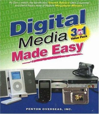 Digital Media 3-Pack 9781591256274