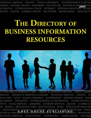 Directory of Business Information Resources 9781592373994