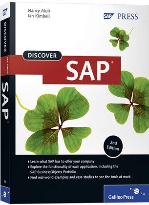 Discover SAP 9781592293209