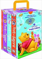 Disney Winnie the Pooh Set: Pooh & Eeyore/Pooh & Piglet/Pooh & Tigger [With CD in Each Book (3)] 7242054