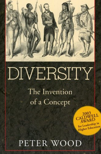 Diversity: The Invention of a Concept 9781594030420
