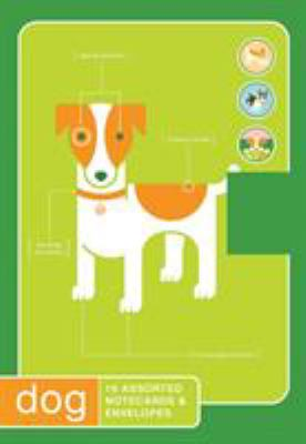 Dog: 16 Assorted Notecards & Envelopes