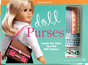 Doll Purses: Create Tiny Totes Your Doll Will Treasure! 9781593697082