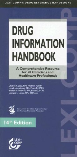 Drug Information Handbook 2006-2007: 9781591951292