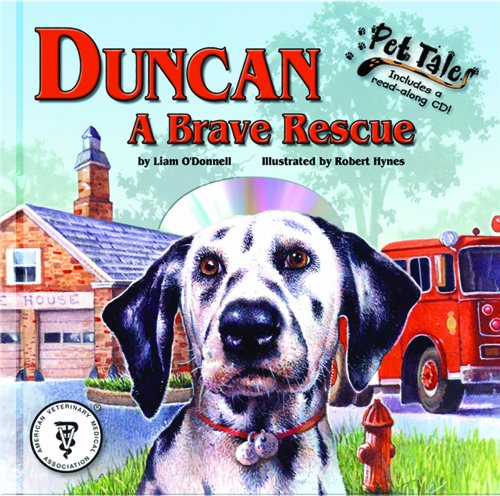 Duncan: A Brave Rescue [With Read-Along CD] 9781592492916