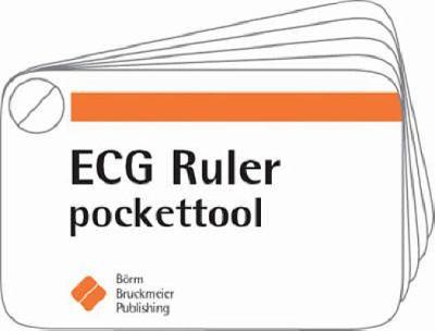 ECG Ruler Pockettool 9781591038054