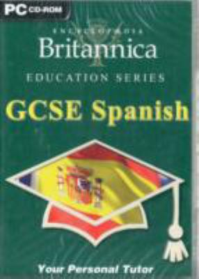 ENCYCLOPEDIA BRITANNICA GCSE SPANISH 9781593393212