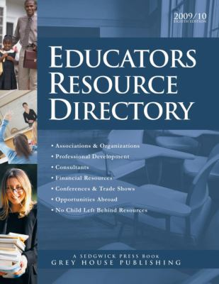 Educators Resource Directory 9781592373970