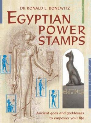 Egyptian Power Stamps: Ancient Gods and Goddesses to Empower Your Life [With Stamp BaseWith Stamp PadWith Stamp Designs] 9781590030660