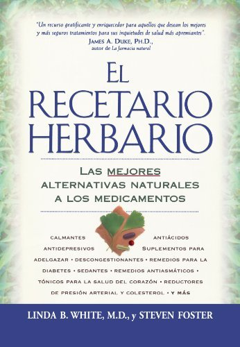 Recetario Herbario 9781594860232