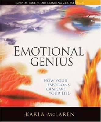 Emotional Genius [With Study Guide] 9781591793960
