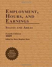Employment, Hours, and Earnings 2009: States and Areas