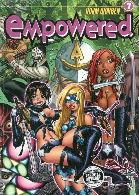 Empowered, Volume 7 9781595828842