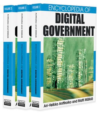 Encyclopedia of Digital Government 9781591407898