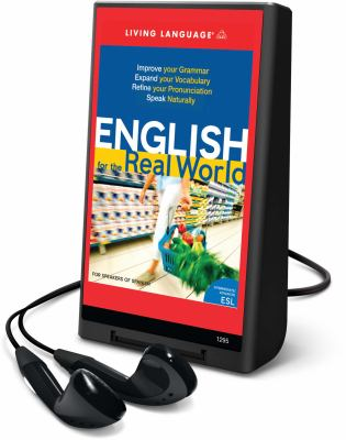 English for the Real World 9781598958164