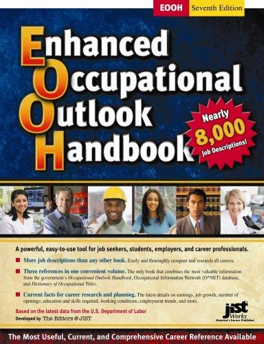 Enhanced Occupational Outlook Handbook 9781593575496
