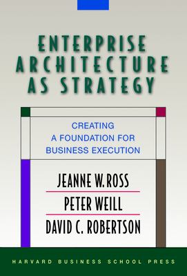 Enterprise Architecture as Strategy: Creating a Foundation for Business Execution 9781591398394