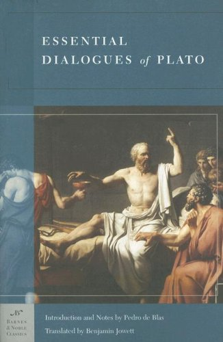 Essential Dialogues of Plato 9781593082697