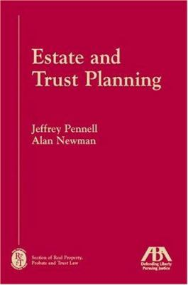 Estate and Trust Planning 9781590315668