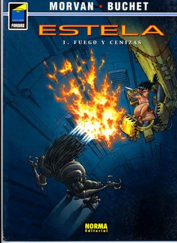 Estela Vol. 1: Fuego y Cenizas: Wake Vol. 1: Fire & Ashes 9781594971068