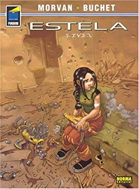 Estela Volume 5 El Signo de Los Demonios 9781594972645
