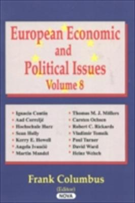 European Economic and Political Issues 9781590337660