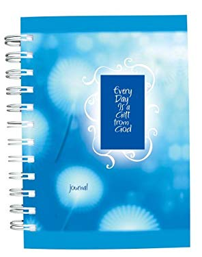 Every Day Is a Gift from God Journal-Blue 9781597894388
