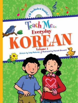 Everyday Korean, Volume 1 9781599721101