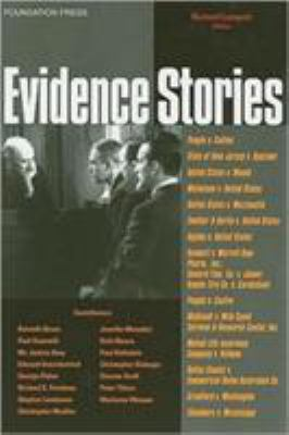Evidence Stories 9781599410067