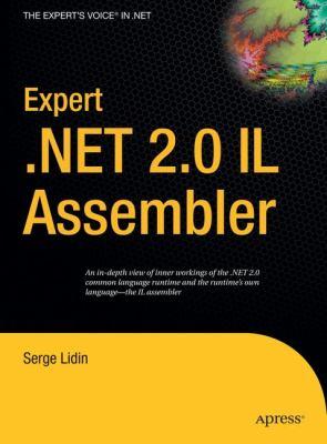 Expert .Net 2.0 Il Assembler 9781590596463