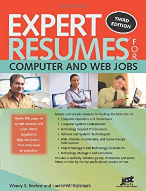 Expert Resumes for Computer and Web Jobs 9781593578114