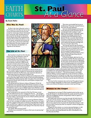 Faith Charts: St. Paul at a Glance 9781592765744