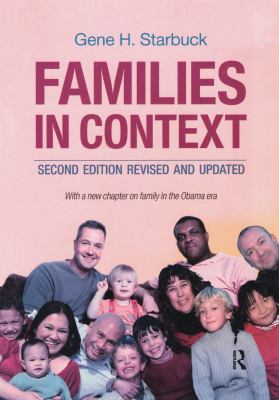 Families in Context: Revised and Updated 9781594517631