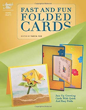 Fast and Fun Folded Cards 9781596352353
