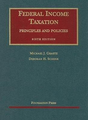 Federal Income Taxation: Principles and Policies 9781599414171
