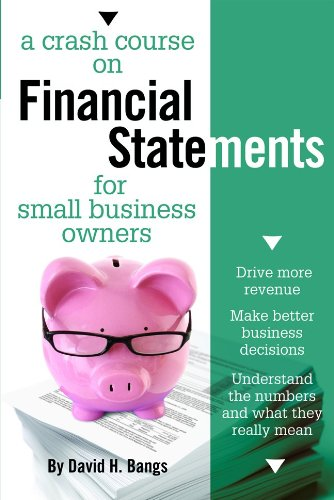 A Crash Course on Financial Statements 9781599183848