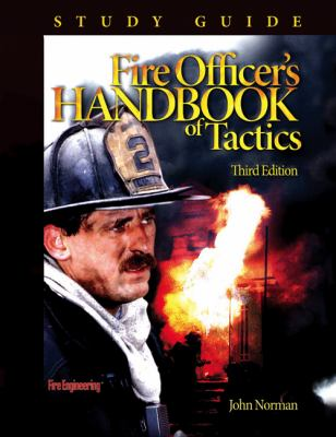 Fire Officer's Handbook of Tactics 9781593700799
