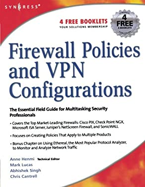 Firewall Policies and VPN Configurations 9781597490887