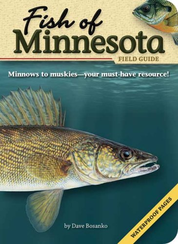 Fish of Minnesota Field Guide 9781591931928