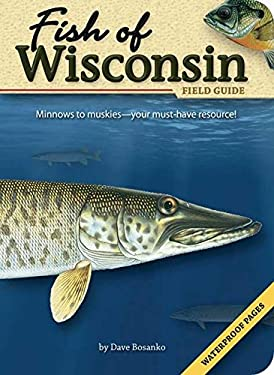 Fish of Wisconsin Field Guide 9781591931942