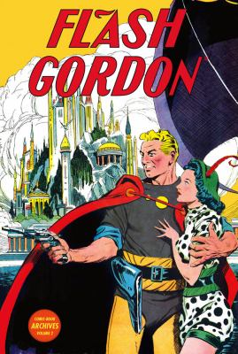 Flash Gordon Comic Book Archives Volume 2 9781595826190