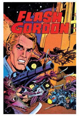 Flash Gordon Comic Book Archives Volume 3 9781595827012