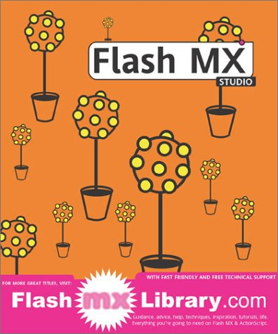 Flash MX Studio 9781590591888