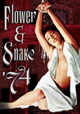 Flower & Snake '74
