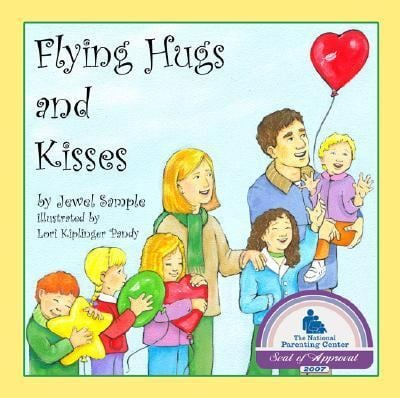 Flying Hugs and Kisses 9781598791198