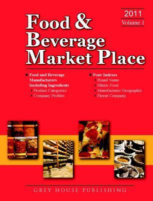 Food & Beverage Market Place: 3 Volume Set 2011 9781592375776